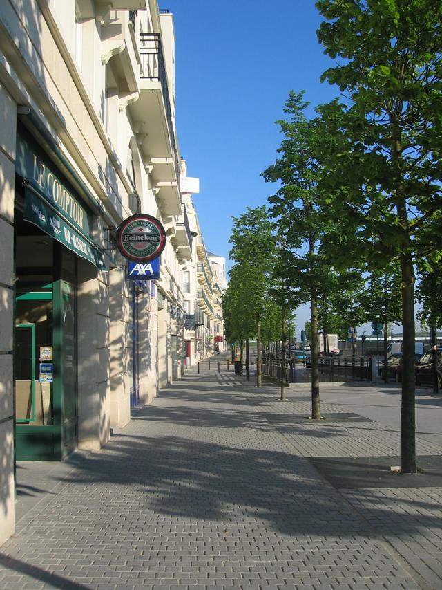 Rue d'Ariane